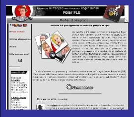 Tarea 2: Lenguaje y  redacción del sitio Polar Fle